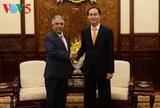 Президент Вьетнама Чан Дай Куанг принял посла Саудовской Аравии