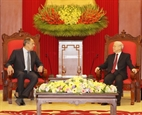 Việt Nam luôn dành ưu tiên củng cố quan hệ với Nga