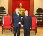 Вьетнам всегда придает большое значение развитию отношений с Южной Кореей