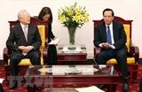 Tạo thuận lợi cho các doanh nghiệp Hàn Quốc đầu tư tại Việt Nam