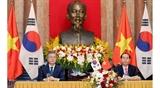 В Ханое прошли переговоры между Президентом СРВ и Президентом РК