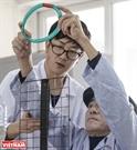 日本医生陪伴越南病人
