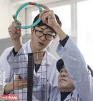 Японский врач – попутчик вьетнамских пациентов