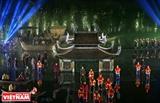 Sân khấu thực cảnh Tinh hoa Bắc Bộ