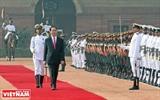 国家主席陈大光成功访问印度和孟加拉国