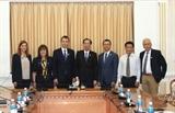 Thành phố Hồ Chí Minh và địa phương của Hy Lạp đẩy mạnh hợp tác