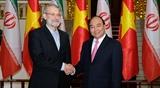 Руководители Вьетнама приняли Спикера Исламского консультативного совета Ирана