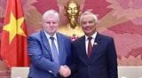 Укрепление отношений сотрудничества между Парламентами Вьетнама и России