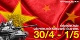 Мероприятия посвященные 43-й годовщине со дня освобождения Южного Вьетнама и воссоединения стран