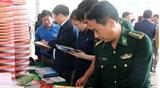 В Хатине проходит выставка посвященная вьетнамским архипелагам Хоангша и Чыонгша