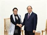 Việt Nam mong muốn hợp tác với Indonesia trong nhiều lĩnh vực