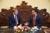 Калужская область готова создавать наилучшие благоприятные условия вьетнамским предприятиям