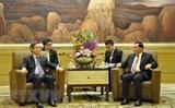 Việt Nam hoan nghênh các doanh nghiệp Thượng Hải uy tín đến đầu tư