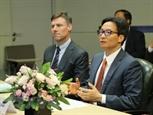 Việt Nam cam kết cùng các đối tác quốc tế giải quyết thách thức về vệ sinh an toàn thực phẩm