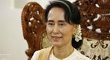 Государственный советник Мьянмы начала официальный визит во Вьетнам