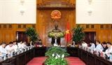 Премьер Вьетнама Нгуен Суан Фук провел рабочую встречу с руководством Верховного народного суда