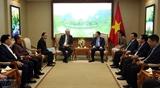 Вице-премьер Вьетнама приветствует расширение деятельности инвестиций немецкого предприятия
