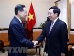 Việt Nam coi trọng hợp tác hữu nghị giữa các địa phương biên giới Việt-Trung
