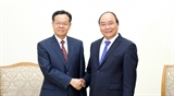 Вьетнам придает большое значение расширению сотрудничества на местном уровне с Китаем