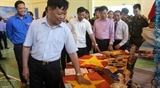 Представление ценных документов о вьетнамских архипелагах Хоангша и Чыонгша сельской публике в Хайзыонге