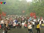 Во Вьетнаме начались мероприятия посвященные Дню поминовения королей Хунгов