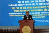 Các doanh nghiệp nước ngoài hiến kế cho Thành phố Hồ Chí Minh