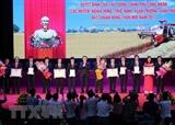 Công nhận 4 huyện của tỉnh Nam Định đạt chuẩn nông thôn mới