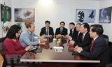Việt Nam-Mexico trao đổi kinh nghiệm về thông tin đối ngoại