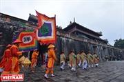 Реконструкция ритуалов в бывшей столице Хюэ