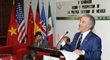 Семинар по роли и позиции Сообщества АСЕАН в Мексике