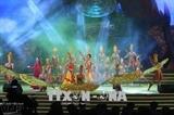 Состоялся карнавал народной культуры в рамках праздника храма королей Хунгов