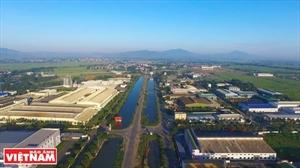 KCN Phú Nghĩa – điểm sáng về thu hút đầu tư nước ngoài