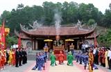 В Футхо состоялись церемонии поминовения предков вьетнамского народа