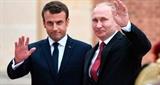 Lãnh đạo Nga Pháp nhất trí nỗ lực nối lại hòa đàm về vấn đề Syria