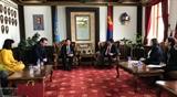 Вьетнам и Монголия активизируют сотрудничество в сфере юстиции