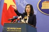 Việt Nam phản đối hoạt động của Trung Quốc tại Hoàng Sa Trường Sa