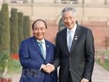 Việt Nam luôn coi trọng quan hệ Đối tác Chiến lược với Singapore