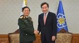 Вьетнам приветствует новую политику Республики Корея направленную на Юг