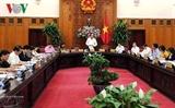 Во Вьетнаме проверена законотворческая программа на 2018 год