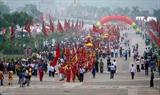 В провинции Футхо состоялся ряд мероприятий посвященных Дню поминовения королей Хунгов