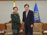 Вьетнам и Республика Корея сделали заявление об общем видении по оборонному сотрудничеству до 2030г.