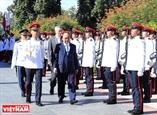 越南一向重视与新加坡战略伙伴关系