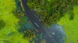 ラムサル・ラン・セン(Ramsar Lang sen)湿地保護区