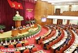 El VII Pleno multiplica la confianza del pueblo en el  Comité Central del Partido Comunista de Vietnam
