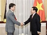 Phối hợp nhằm tăng kim ngạch thương mại giữa Việt Nam-Hy Lạp