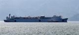 Tàu bệnh viện Hoa Kỳ USNS Mercy cập Cảng Nha Trang hỗ trợ nhân đạo