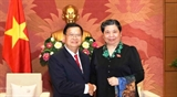 Укрепление отношений особой солидарности между Вьетнамом и Лаосом
