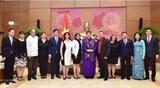 Укрепляются отношения между вьетнамской и кубинской молодежью