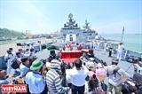 Đoàn tàu Hải quân Ấn Độ thăm Đà Nẵng