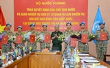 Вьетнам направил семь офицеров для участия в миротворческой деятельности ООН